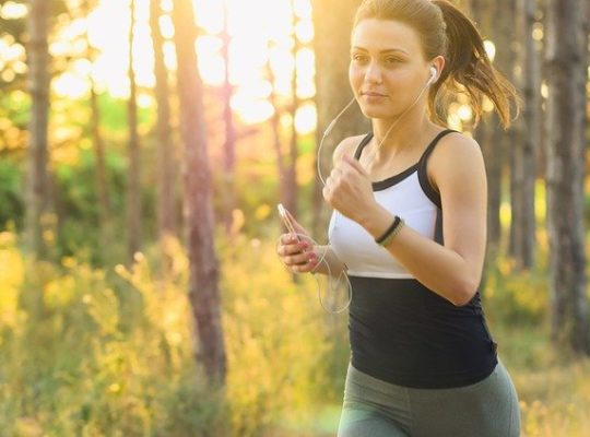 Ab wann darf ich wieder joggen